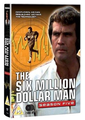 Six Million Dollar Man - Series 5 - Complete