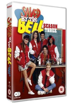 Saved By The Bell - Series 3