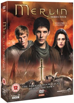 Merlin Series 4 Volume 1