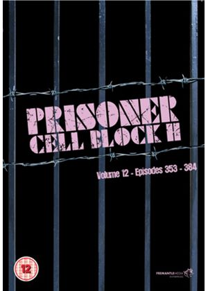 Prisoner Cell Block H - Volume 12