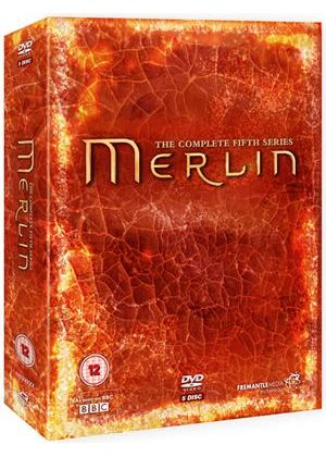 Merlin Complete BBC Series 5