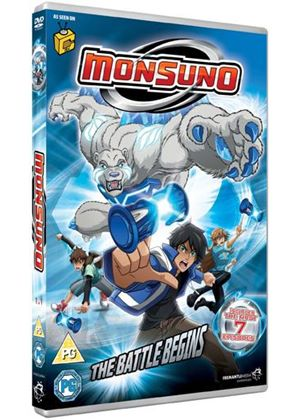 Monsuno - The Battle Begins Series 1.1
