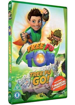 Tree Fu Tom, Tree Fu Go (CBeebies)