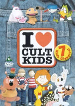 Cult Kids - I Love Cult Kids (Danger Mouse etc)