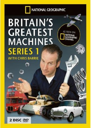 National Geographic - Britain's Great Machines - Series 1