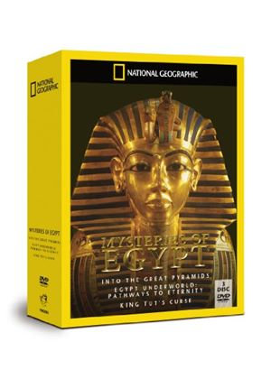 National Geographic - Mysteries Of Egypt