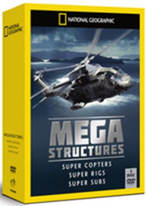 National Geographic - Megastructures