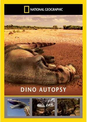 National Geographic - Dino Autopsy