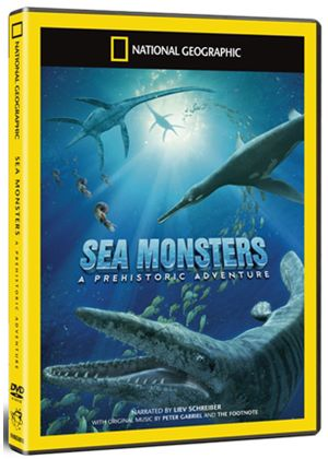 National Geographic - Sea Monster 2D