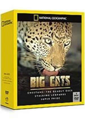 National Geographic - Big Cats