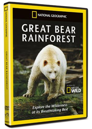 National Geographic - Giant Bear Rainforest