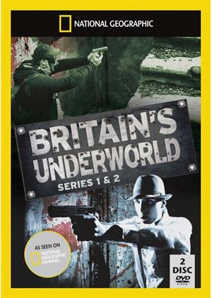National Geographic: Britain's Underworld - Complete