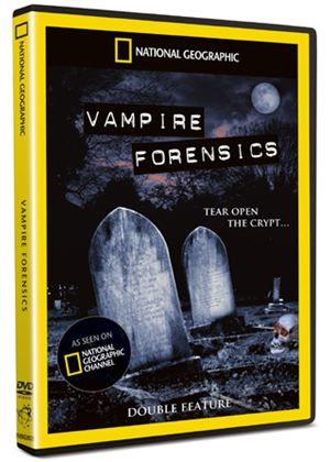 National Geographic - Vampires Forensics / Is It Real - Vampires