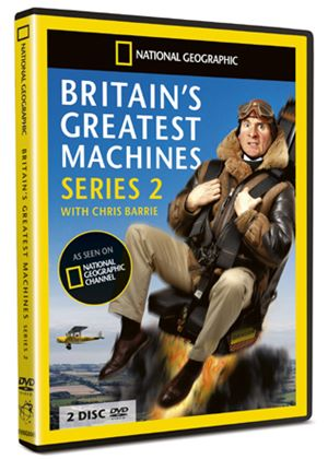 National Geographic - Britain's Greatest Machines - Series Two