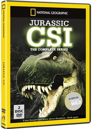 National Geographic - Jurassic Csi / Truth About T-rex