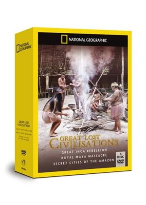 National Geographic - Great Civilisations Box Set