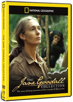 National Geographic - Jane Goodall Collection Box Set