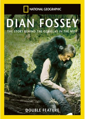 National Geographic - Dian Fossey / Mountain GorillasL Lost Film of Dian Fossey