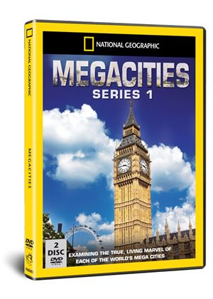 National Geographic - Megacities Series 1
