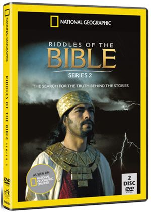 National Geographic - Riddles of The Bible: Series 2