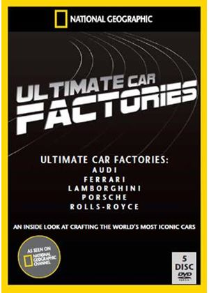 National Geographic - Ultimate Factories - Cars