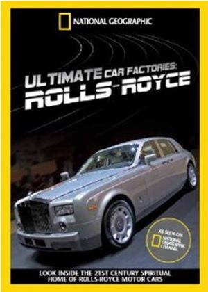 National Geographic - Ultimate Factories - Rolls Royce