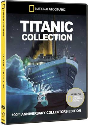 National Geographic - Titanic Collection