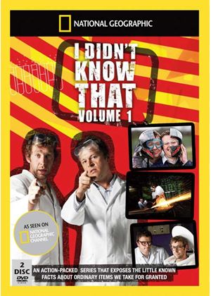 National Geographic - I didn't Know That Volume 1