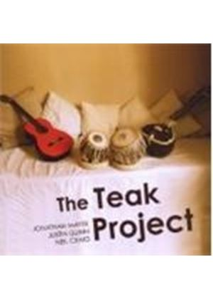 The Teak Project - The Teak Project (Music CD)