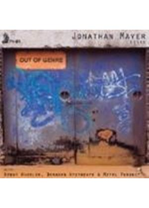 Jonathan Mayer - Out Of Genre (Music CD)