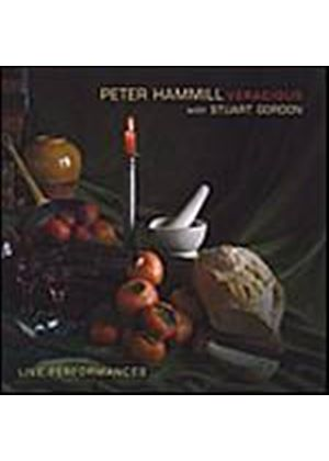 Peter Hammill And Stuart Gordon - Veracious (Music CD)