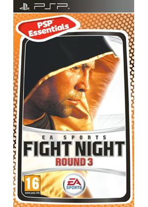 Fight Night - Round 3 - Essentials (PSP)