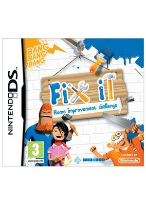 Fix It - Home Improvement Challenge (Nintendo DS)