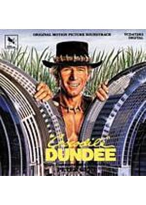 Original Soundtrack - Crocodile Dundee (Peter Best) (Music CD)