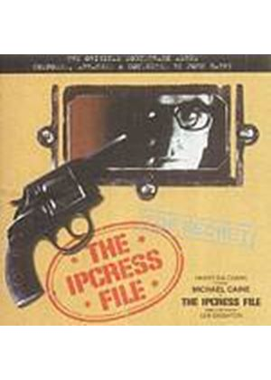 Original Soundtrack - The Ipcress File (Barry) (Music CD)