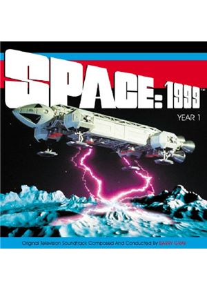 Original TV Soundtrack - Space: 1999 (Gray) (Music CD)