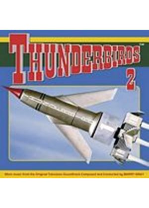 Original TV Soundtrack - Thunderbirds 2 (Music CD)
