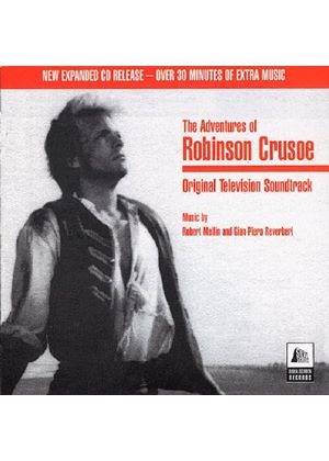 Original Soundtrack - The Adventures Of Robinson Crusoe (Music CD)