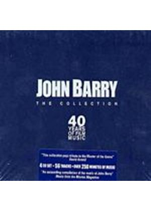 John Barry - 40 Years Of Film Music (Music CD)