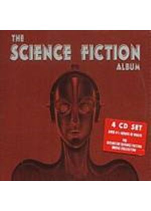 Various Artists - The Science Fiction Album (Music CD)