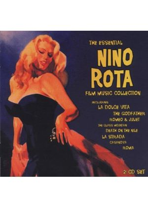 Nino Rota - The Essential Nina Rota Film Music Collection (Music CD)