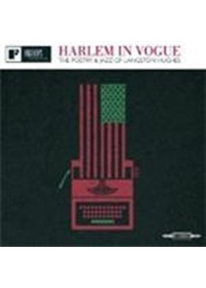 Langston Hughes - Harlem In Vogue (Poetry & Jazz Of Langston Hugh) (Music CD)