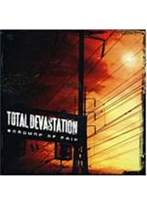 Total Devastation - Road Map Of Pain (Music CD)