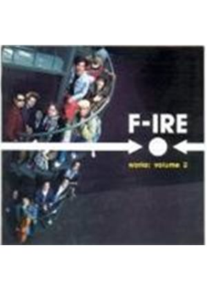 Various Artists - F-ire Works Vol.2
