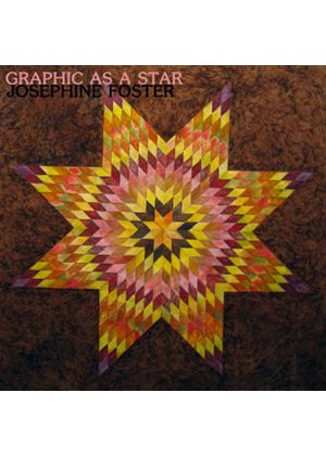 Josephine Foster - Graphic As A Star (Music CD)