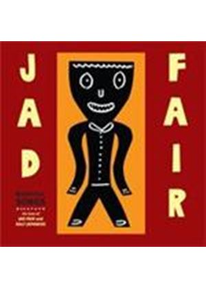 Jad Fair - Beautiful Songs (Music CD)