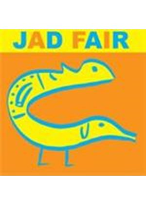 Jad Fair - His Name Itself Is Music (Music CD)
