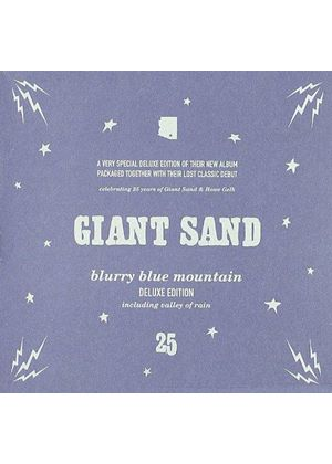 Giant Sand - Blurry Blue Mountain/Valley Of Rain (Special Edition) (Music CD)
