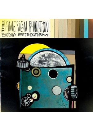 Thee American Revolution - Buddha Electrostorm (Music CD)