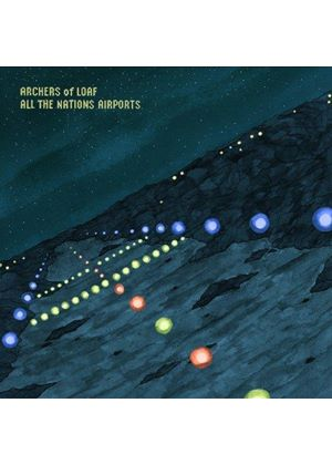 Archers of Loaf - All the Nations Airports (Music CD)